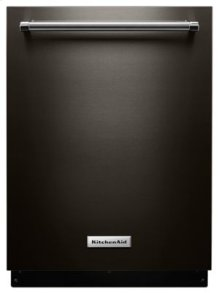 39 DBA Dishwasher with Fan-Enabled ProDry™ System and PrintShield™ Finish - Black Stainless