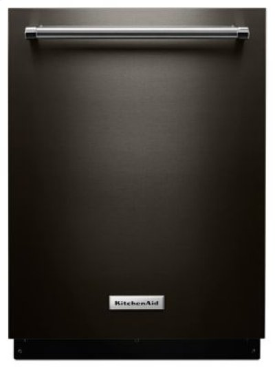 39 DBA Dishwasher with Fan-Enabled ProDry™ System and PrintShield™ Finish - Black Stainless Product Image