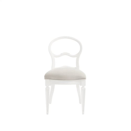 Clementine Court Frosting Chair