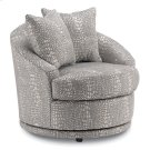 ALANNA Swivel Barrel Chair Product Image