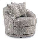 ALANNA Swivel Barrel Chair Product Image