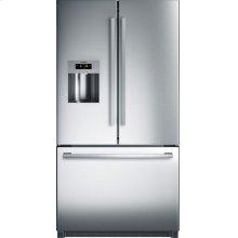"800 Series 36"" Freestanding Standard-Depth French Door Refrigerator, B26FT50SNS, Stainless Steel"