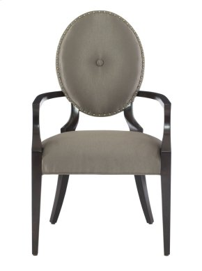 Jet Set Arm Chair in Jet Set Caviar (356)