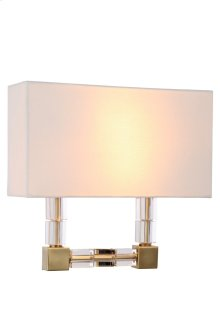2 Lights 1461W13 Cristal Collection