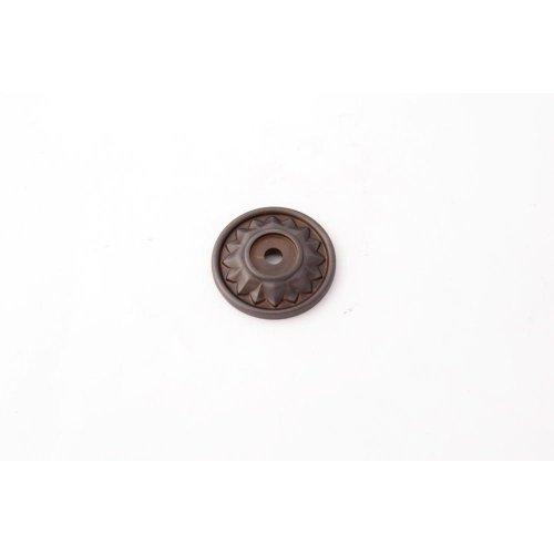 Fiore Backplate A1474 - Chocolate Bronze