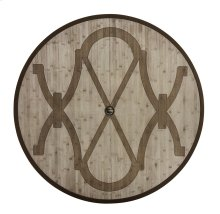 "Neo 54"" Round Dining Table Top"