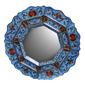 June Octagon Mirror