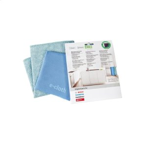 Microfiber E-Cloths (set of 2) Cleaning cloth E-cloths Set of 2 E-cloths -