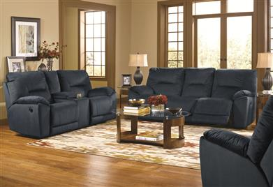 Exceptional Hidden · Additional Double Reclining Sofa