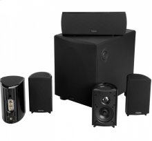 6-Piece 5.1 Channel Home Theater Speaker System