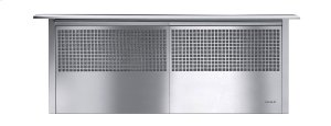 "36"" Downdraft Ventilation"