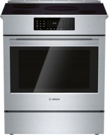 800 Series Induction Slide-in Range