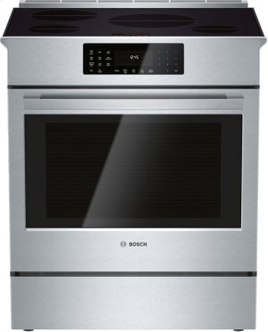 800 Series Induction Slide-in Range Product Image