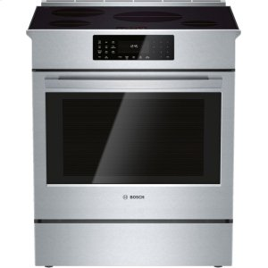 Bosch800 Series Induction Slide-In Range