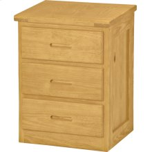 3 Drawer Table