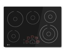 "30"" Radiant Cooktop"