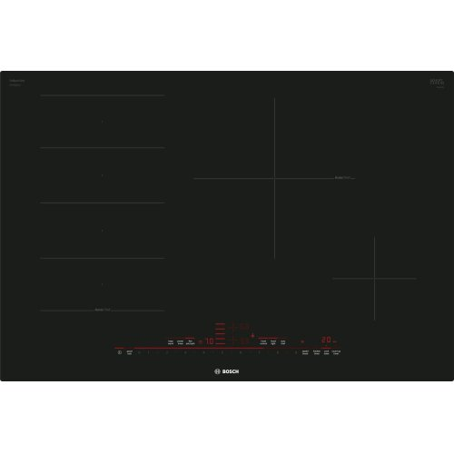 "Benchmark® 30"" FlexInduction® Cooktop with Home Connect , NITP069UC, Black Frameless"