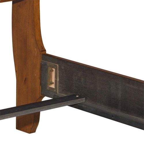 Twin Sleigh Rails & Slats