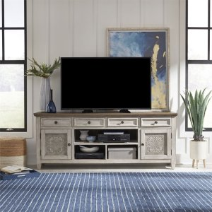 Liberty Furniture Industries76 Inch Tile TV Console