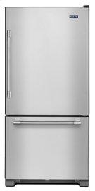 30-inch Bottom Freezer Refrigerator with Freezer Drawer Product Image