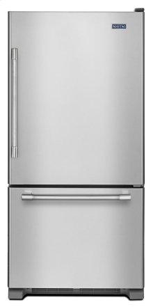 30-inch Bottom Freezer Refrigerator with Freezer Drawer