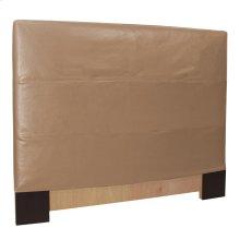 FQ Slipcovered Headboard Avanti Bronze