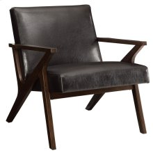 Beso Accent Chair in Brown