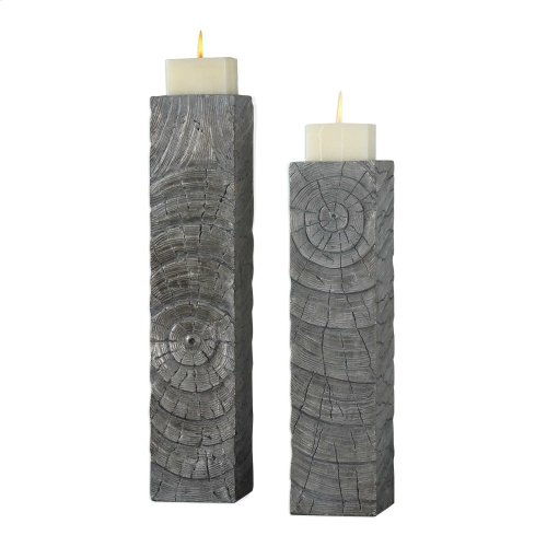 Odion Candleholders, S/2