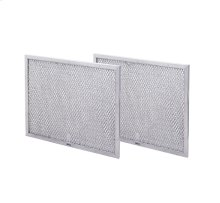11.5'' x 10'' Aluminum Range Hood Filters, 2 Pack