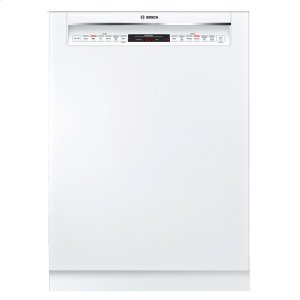 Bosch800 Series Dishwasher 24'' White SHE878ZD2N
