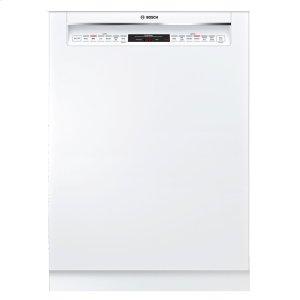 Bosch800 Series Dishwasher 24'' White SHE878ZD2N