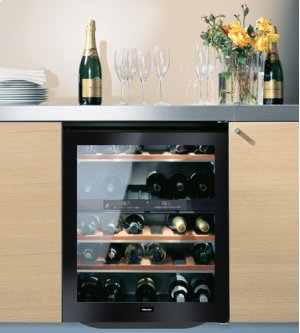 Under Counter Wine Storage