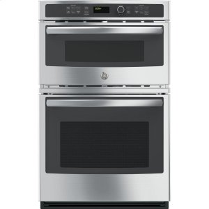 "GE®27"" Built-In Combination Microwave/Thermal Wall Oven"
