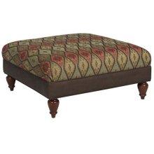 Hickorycraft Ottoman (018200)