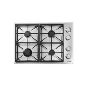 "DacorHeritage 30"" Dual Gas Cooktop, Natural Gas/High Altitude"