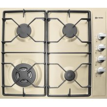 "Bisque 24"" Gas Cooktop"