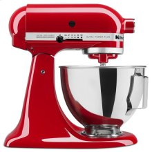 KitchenAid® Ultra Power® Plus Series 4.5-Quart Tilt-Head Stand Mixer - Empire Red