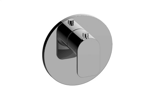 Sento M-Series Thermostatic Valve Trim with Handle