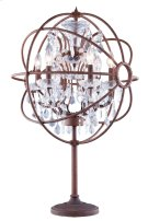 1130 Geneva Collection Table Lamp Rustic Intent Finish Product Image