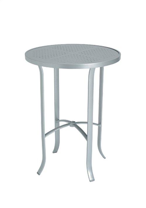 """Boulevard 30"""" Round Bar Table"""