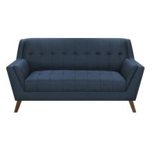Emerald Home Binetti Loveseat-navy U3216-01-04