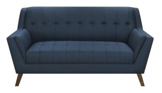 Binetti Loveseat Navy