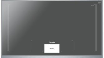 CIT36XWB 36-Inch Masterpiece™Freedom™ Induction Cooktop, Stainless Steel Frame