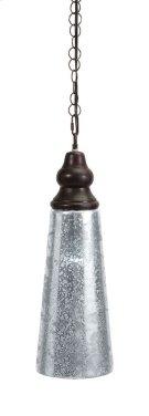Marilyn Mercury Silver Pendant Product Image