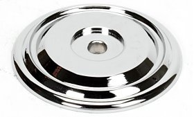 Venetian Rosette A1504 - Polished Chrome