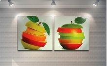 Colorfull Apples Artwork