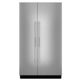 "Jenn-Air® Panel Kit (Pro-Style® Stainless) (48"" SxS BIR) - Stainless Steel"