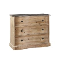 Bluestone Top Chest of Drawers