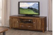 Emerson Entertainment Console - Natural Sheesham Product Image