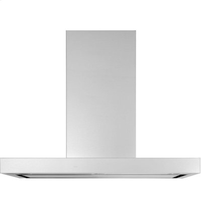"""36"""" WiFi Enabled Designer Wall Mount Hood w/ Perimeter Venting Product Image"""